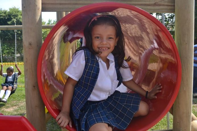 Más espacios para la recreación y el esparcimiento de los niños del Corregimiento El Llanito