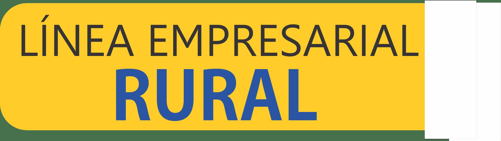 banner linea empresarial rural
