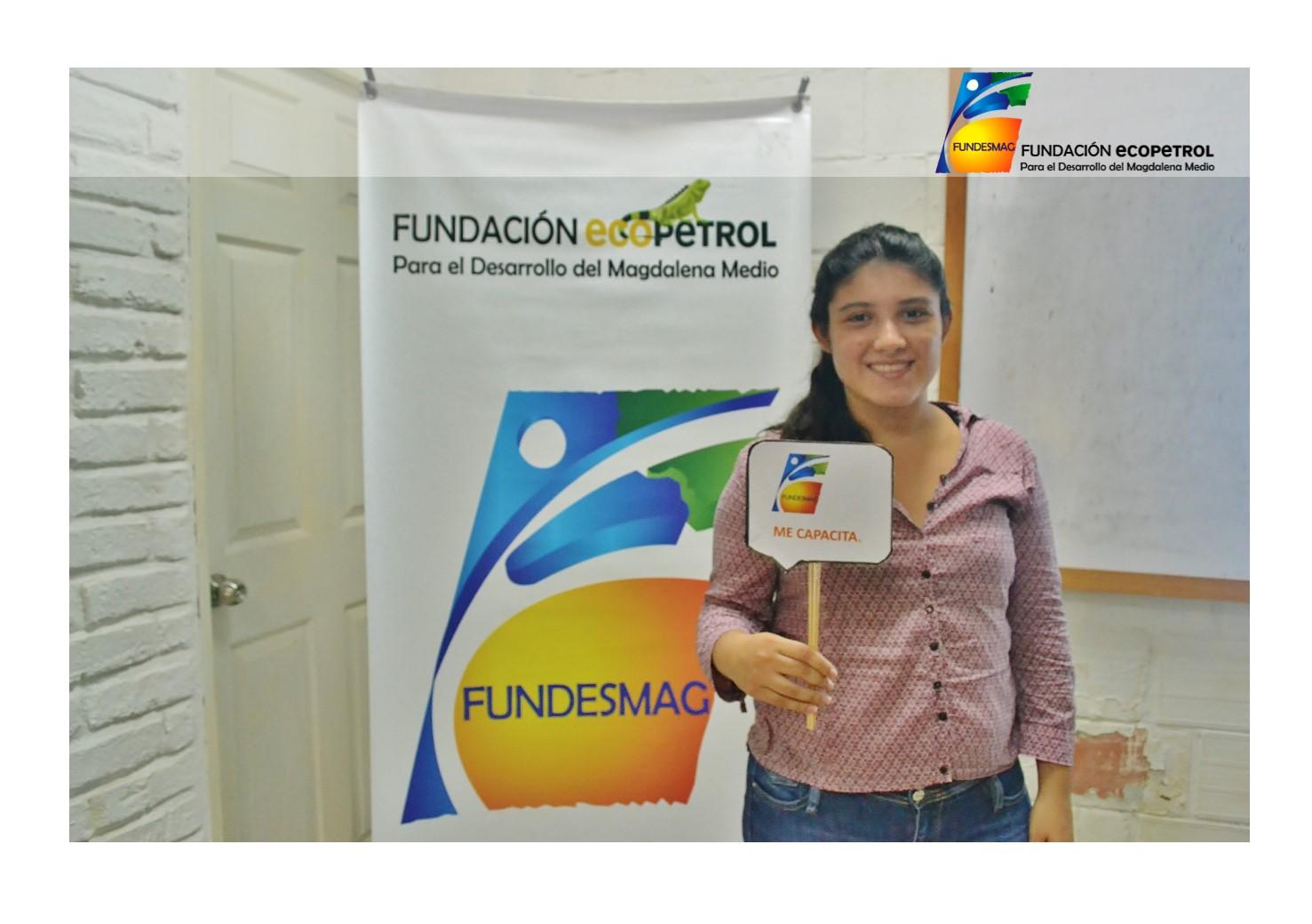 Beneficiadas del Programa Educación Financiera Del Corregimiento el Centro