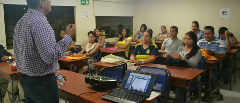 Apertura del Programa Técnico Laboral en Manejo Ambiental