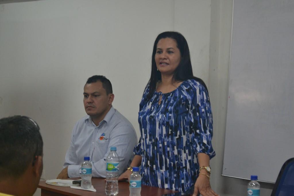 Ruby Castañeda Coordinadora Formación SENA