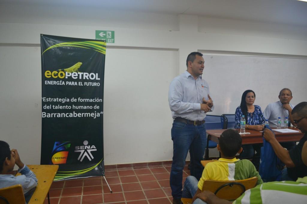 Gerson Silva Coordinador del convenio 3003834