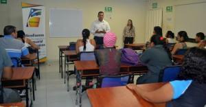 Gerson Silva-Coordinador académico