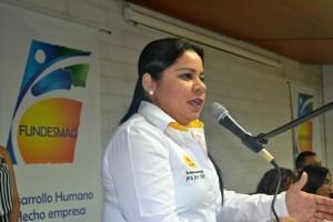 Francy Alvarez Ospino -Asesora de despecho del Secretaria de Educación