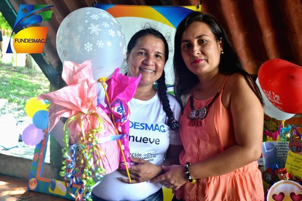 Maritza Zapata y Madred Zapata
