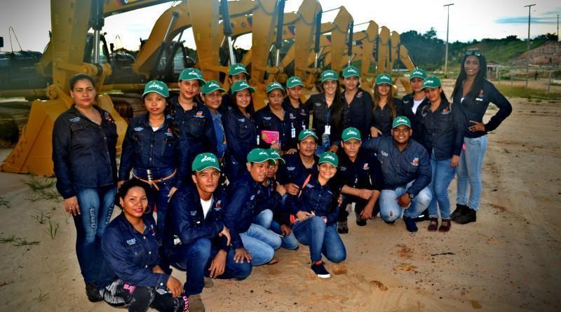Visita de campo a Rediba -Instituto técnico Fundesmag