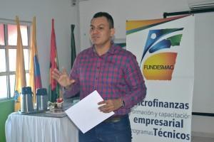 Coordinador de DSE -Gerson Jahir Silva Cadena