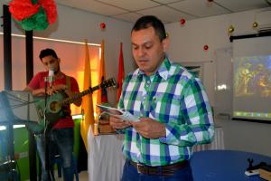 Coordinador DSE Gerson Jahir Silva