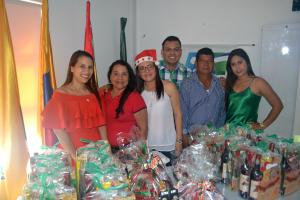 Judith Zapata-Maritza Garzón- Yessica Triana- Gerson Silva- Salvador Cantillo-Laid Rios