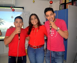 David Bernal-Dra.Elsy Machacado- Miguel Arguello