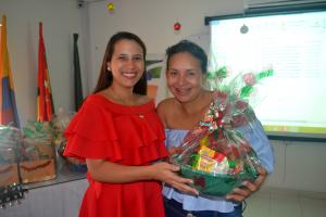 Judith Zapata- Cindy Alvarado Analista de crédito de Sabana de Torres