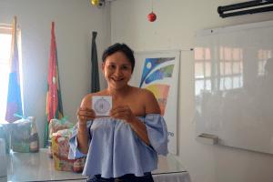 Cindy Alvarado Analista de crédito de Sabana de Torres