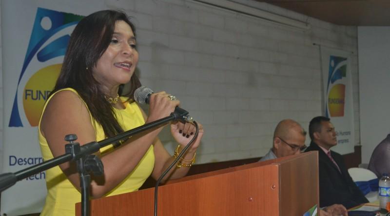 Dra.Elsy Isabel Machacado Sarmiento  (Directora Ejecutiva Fundesmag)
