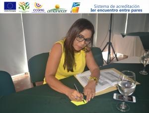 Elsy Isabel Machacado Sarmiento Directora ejecutiva de fundesmag