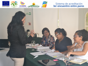 Diosalba Martinez -Corporación comunitaria del Magdalena Medio