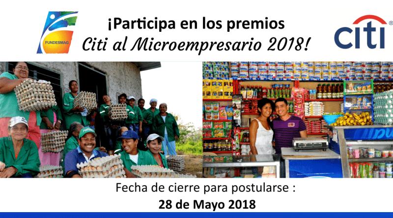 ¡Cuéntanos tu historia de progreso microempresarial!