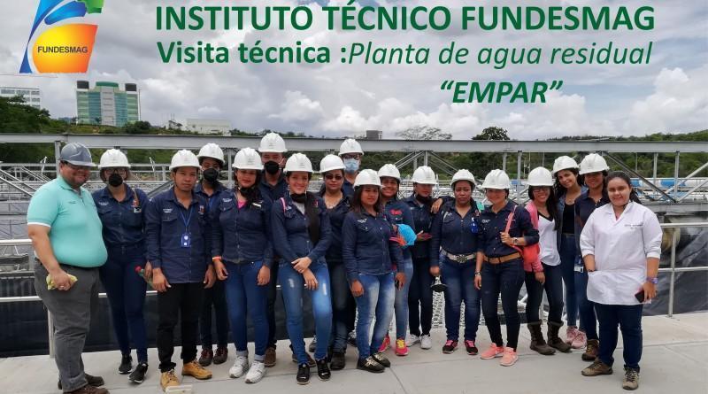 ¡Técnicos ambientales del Instituto Fundesmag realizan visitas técnicas en la ciudad de Bucaramanga!