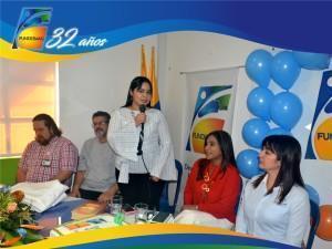 Intervención por parte de la Alcaldesa (E) Dra. Francy Elena Álvarez Ospin