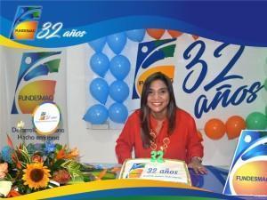Directora Ejecutiva Fundesmag- Dra.Elsy Isabel Machacado Sarmiento