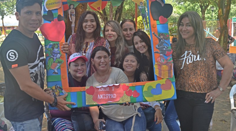 Convivencia e Integración Amor y Amistad 2018