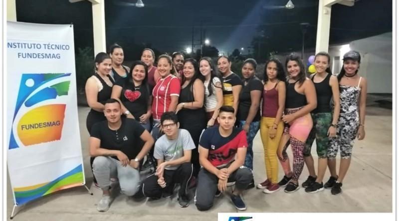 CONVIVENCIAS DE BIENVENIDA CALENDARIO A INSTITUTO TÉCNICO FUNDESMAG
